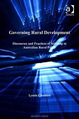 Rural Governance: International Perspectives Lynda Cheshire
