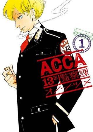 ACCA13区監察課1巻 (デジタル版ビッグガンガンコミックスSUPER) オノ・ナツメ