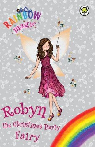 Robyn the Christmas Party Fairy Daisy Meadows