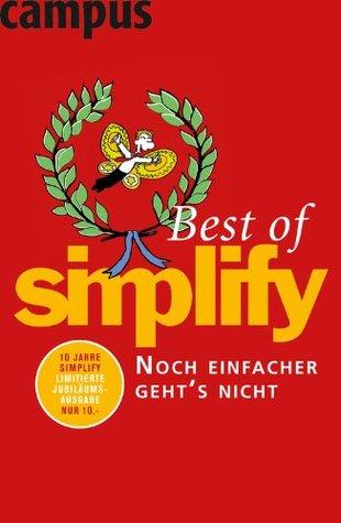 Best of Simplify: Noch einfacher gehts nicht Werner Tiki Küstenmacher