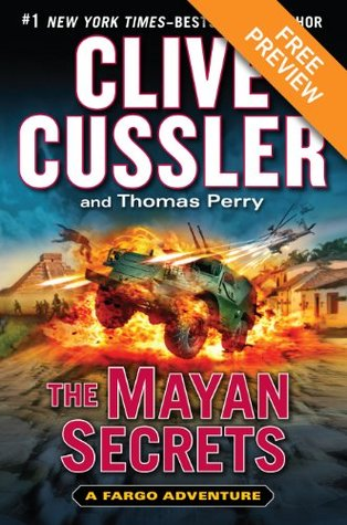 The Mayan Secrets Free Preview Clive Cussler