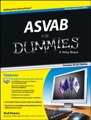 ASVAB For Dummies: Premier PLUS (For Dummies  by  Rod Powers
