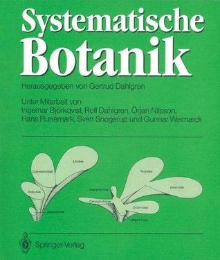 Systematische Botanik Getrud Dahlgren