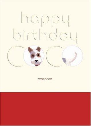 Happy Birthday Coco Oneones