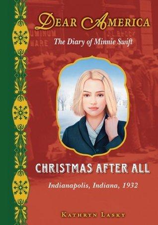 Dear America: Christmas After All  by  Kathryn Lasky
