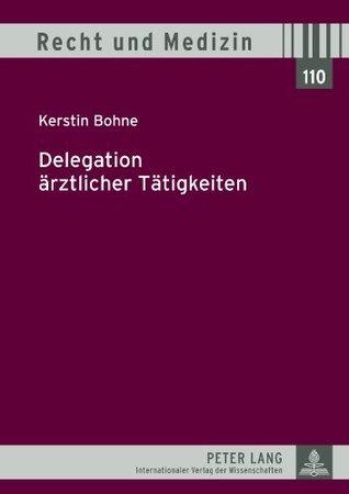 Delegation Aerztlicher Taetigkeiten Kerstin Bohne