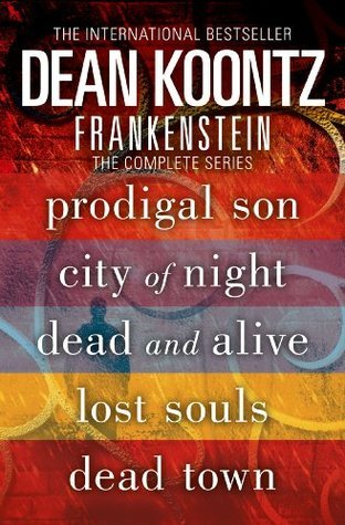 Frankenstein: The Complete 5-Book Collection  by  Dean Koontz