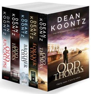 Odd Thomas Series Books 1-5 Dean Koontz
