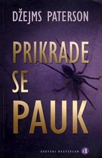 Prikrade se pauk James Patterson