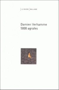 5000 agrafes  by  Damien Verhamme