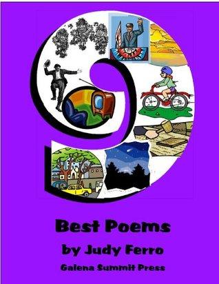 Nine Best Poems Judy Ferro