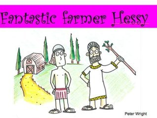 Fantastic farmer Hessy  by  Peter Wright