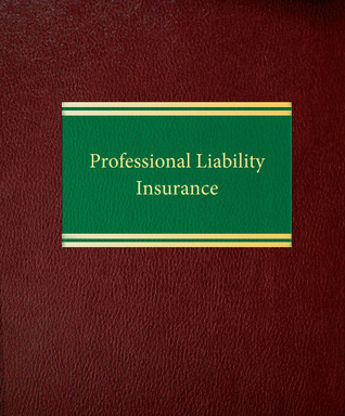 Professional Liability Insurance Thomas A. Marrinson