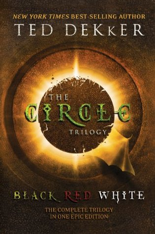 Circle Trilogy 3 in 1: Black/Red/White: Black, Red, White (The Circle Series) Ted Dekker