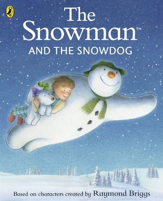 The Snowman and The Snowdog (Book & CD) Hilary Audus