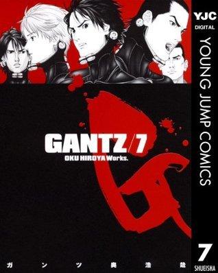 GANTZ 7 (ヤングジャンプコミックスDIGITAL)  by  Hiroya Oku
