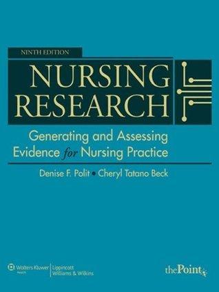 Nursing Research Denise F. Polit