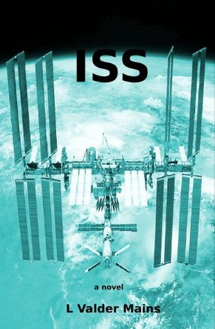 ISS  by  L Valder Mains