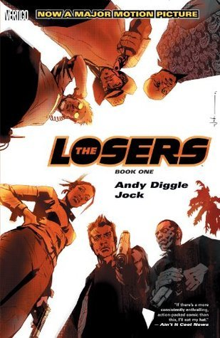 The Losers Book One  by  Andy Diggle