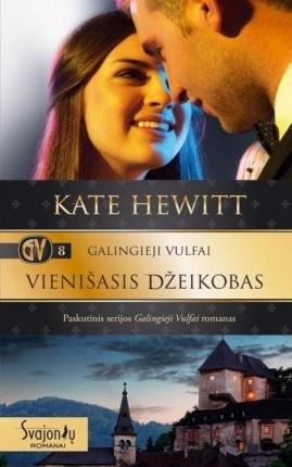 Vienišasis Džeikobas Kate Hewitt