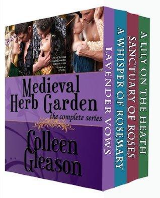 Medieval Herb Garden Collection (Medieval Herb Garden, #1-4) Colleen Gleason