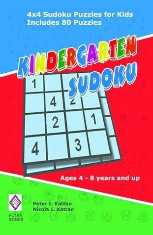 Kindergarten Sudoku  by  Nicola I. Kattan