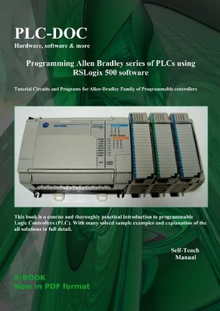 Programming allen bradley series of PLCs using rslogix 500 software  by  Seyedreza Fattahzadeh