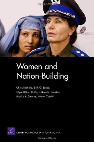 Women and Nation-Building  by  Cathryn Quantic Thurston