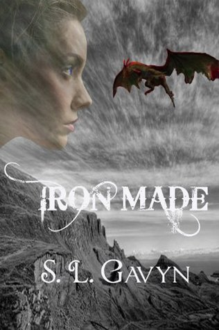 Iron Made (Forged  by  Magic Trilogy #2) by S.L. Gavyn