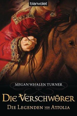 Die Verschwörer (Die Legenden von Attolia #4)  by  Megan Whalen Turner