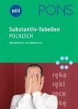 Substantiv-Tabellen Polnisch  by  Arkadiusz Wróbel