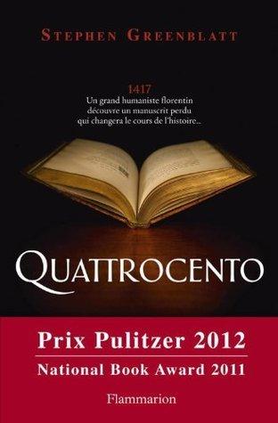 Quattrocento (Littérature et essais littéraires) Stephen Greenblatt