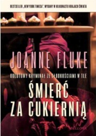 Smierc za cukiernia  by  Joanne Fluke