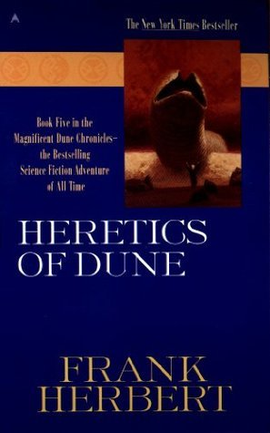 Heretics of Dune Frank Herbert