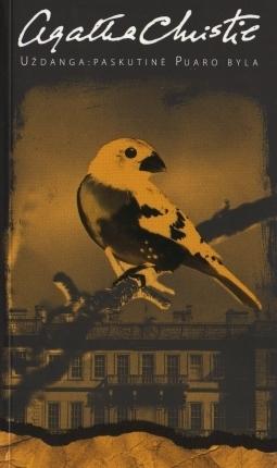 Uždanga: Paskutinė Puaro byla Agatha Christie