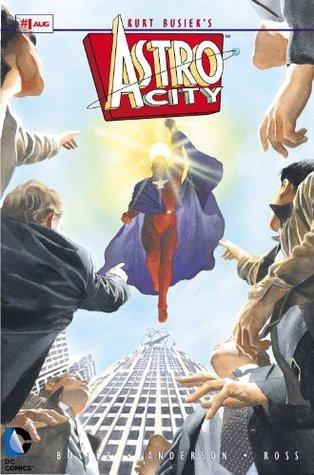 Astro City (1995-1996) #1  by  Kurt Busiek