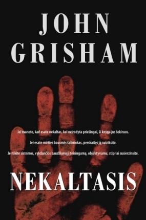 Nekaltasis John Grisham