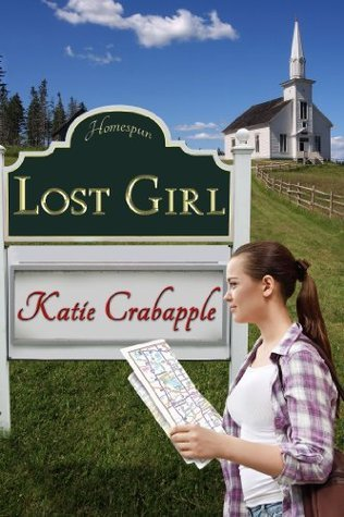 Lost Girl  by  Katie Crabapple