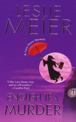 English Tea Murder Leslie Meier
