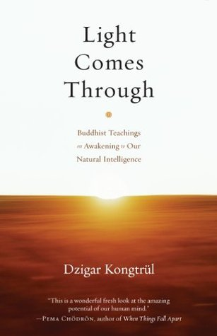 Light Comes Through: Buddhist Teachings on Awakening to Our Natural Intelligence  by  Dzigar Kongtrül III