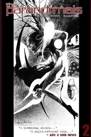 The Paranormals #2 A. Diallo Jackson