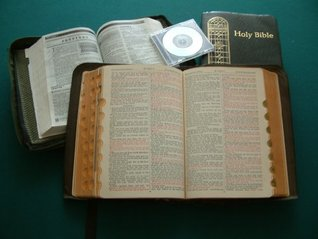 Paragraphed King James Version of the Old and New Testament Bible Lawrence Scheg