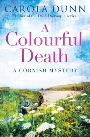 A Colourful Death (Cornish Mystery 2)  by  Carola Dunn