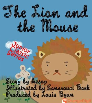 Aesops The Lion and the Mouse (Junior Classic Series) Aesop
