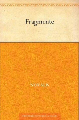Fragmente Novalis