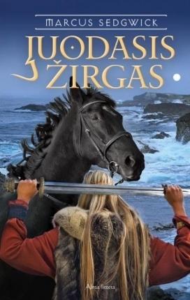 Juodasis žirgas Marcus Sedgwick