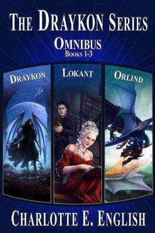Draykon: The Complete Series (The Draykon Series) Charlotte E. English