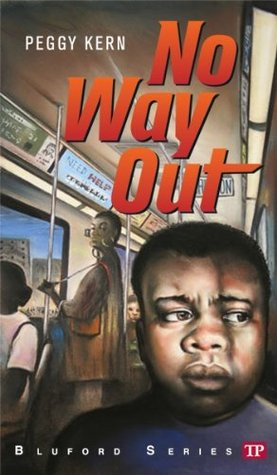 No Way Out (Bluford Series, Number 14) Peggy Kern