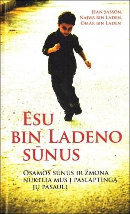 Esu bin Ladeno sūnus Jean Sasson