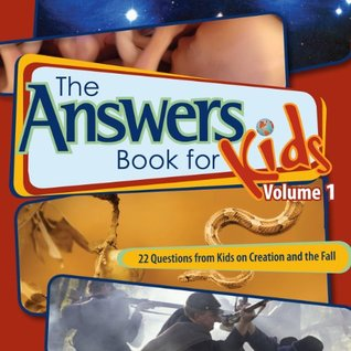 Creation and the Fall (The Answers Book for Kids #1)  by  Ken Ham